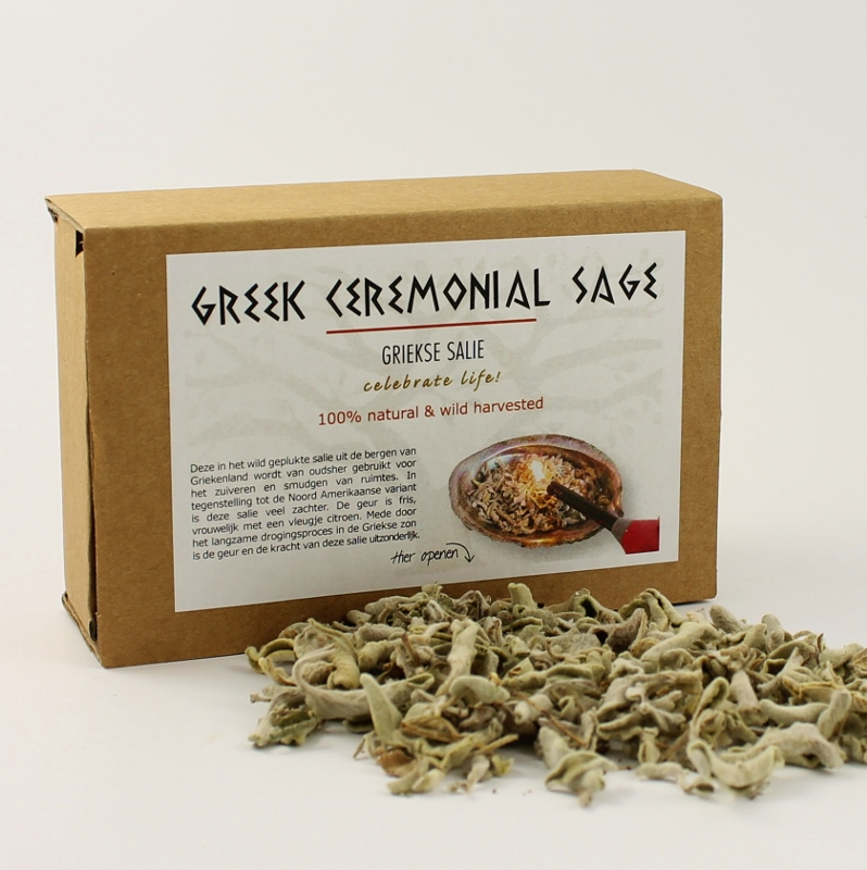 GREEK CEREMONIAL SAGE (GRIEKSE SALIE)
