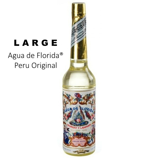 FLORIDA WATER ORIGINAL 270 ML