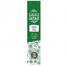 GAIA'S INCENSE sandelwood
