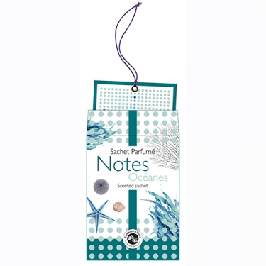 GEURZAKJE OCEAN NOTES